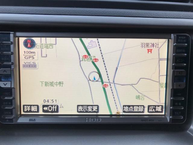 Z Qバージョン 4WD 純正HDDナビ スマートキー(17枚目)