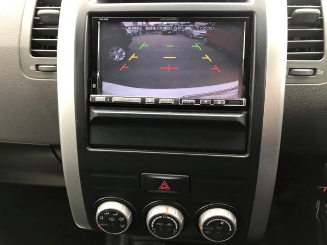 20X 4WD 社外HDDナビ フルセグTV バックカメラ(16枚目)