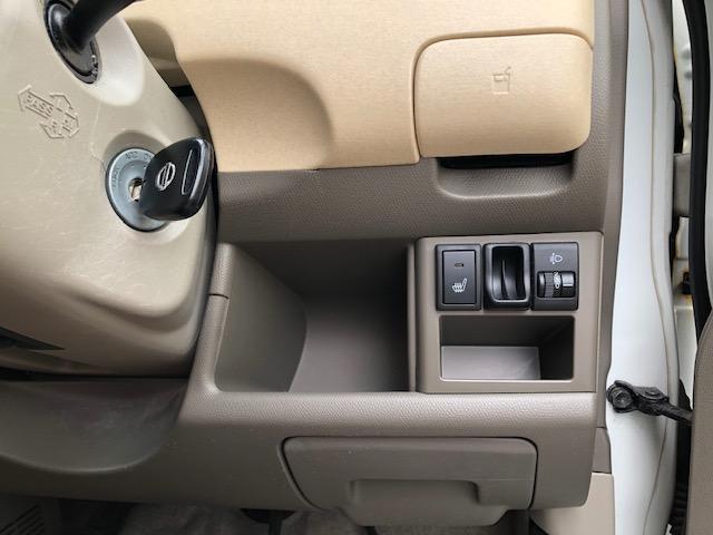 S FOUR 4WD 純正CD キーレス シートヒーター(16枚目)