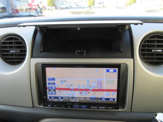 ダイハツ ムーヴラテ X 4WD オートマ ナビTV付 ボディコーティング済み