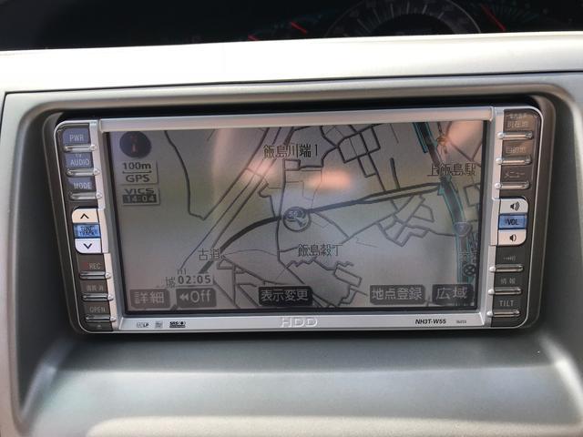 G 4WD 両側パワースライドドア 純正HDDナビ HID(4枚目)