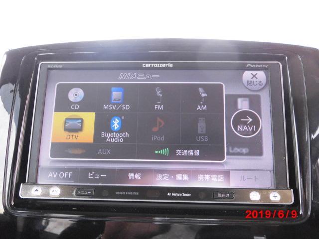 TS 4WD 社外ナビ 両側電動ドア HID アルミ(3枚目)