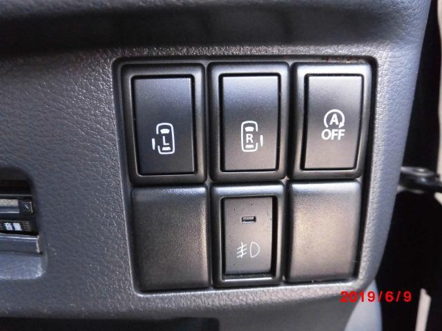 TS 4WD 社外ナビ 両側電動ドア HID アルミ(4枚目)