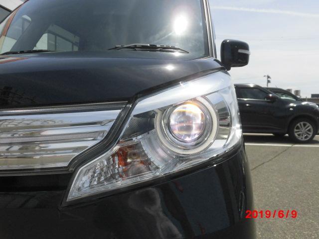 TS 4WD 社外ナビ 両側電動ドア HID アルミ(5枚目)