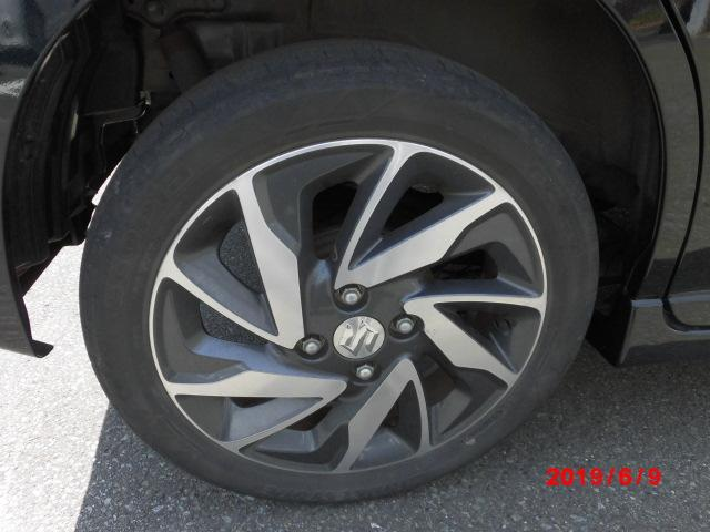 TS 4WD 社外ナビ 両側電動ドア HID アルミ(6枚目)