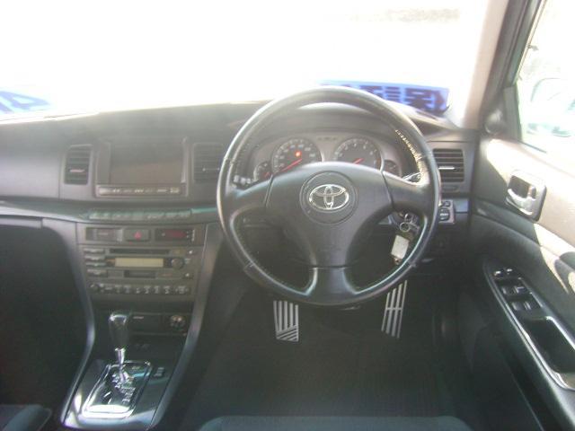 トヨタ マークIIブリット 2.0iR Four 4WD