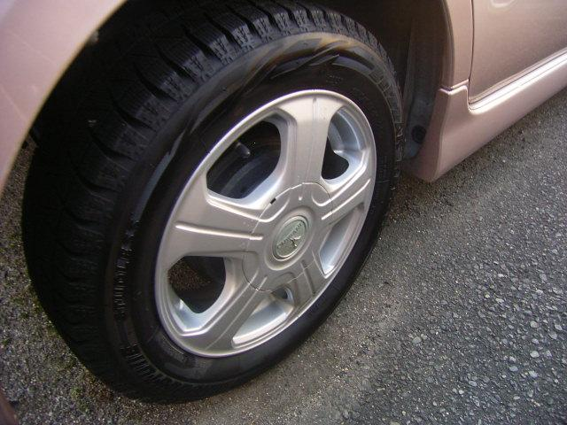 ダイハツ ムーヴラテ Xリミテッド 4WD