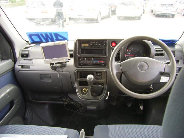ダイハツ ハイゼットカーゴ クルーズターボ 4WD