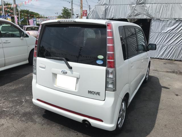 カスタム X 軽自動車 整備付 4AT 保証付 AC AW(4枚目)