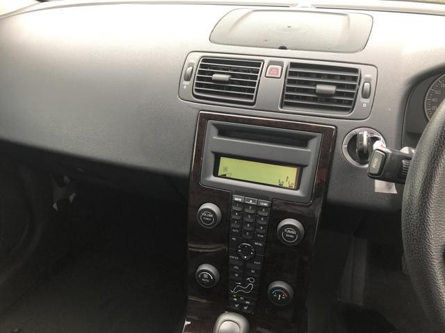 ボルボ ボルボ V50 2.4 アルミ ステーションワゴン 5AT 革シート