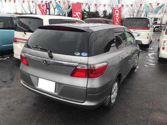 「ホンダ」「エアウェイブ」「ステーションワゴン」「福島県」の中古車4