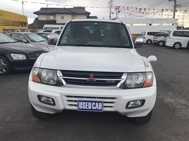 「三菱」「パジェロ」「SUV・クロカン」「福島県」の中古車2