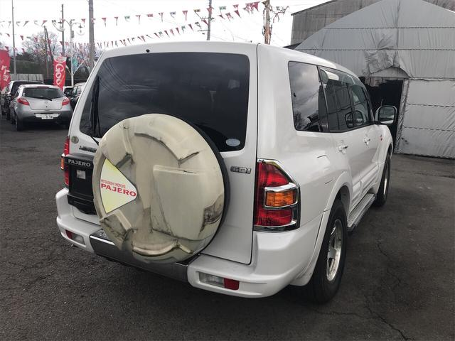 「三菱」「パジェロ」「SUV・クロカン」「福島県」の中古車4