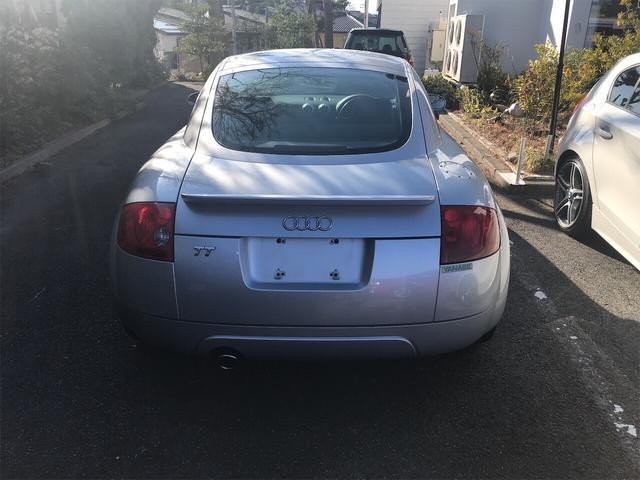 「アウディ」「TTクーペ」「クーペ」「福島県」の中古車5