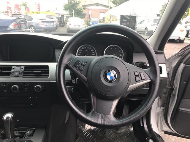 「BMW」「5シリーズ」「セダン」「福島県」の中古車9