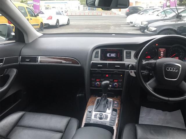 3.2FSI 4WD ナビ バックカメラ 革シート AW HID ETC 5名乗り SUV クルコン スマートキー パワーシート(12枚目)