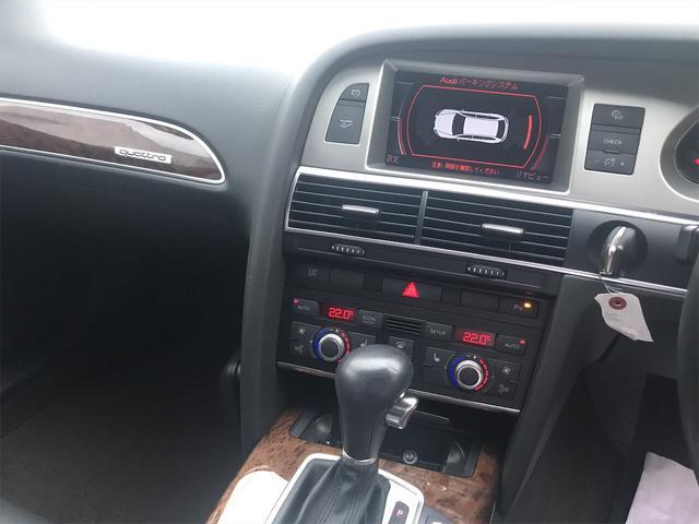 3.2FSI 4WD ナビ バックカメラ 革シート AW HID ETC 5名乗り SUV クルコン スマートキー パワーシート(19枚目)