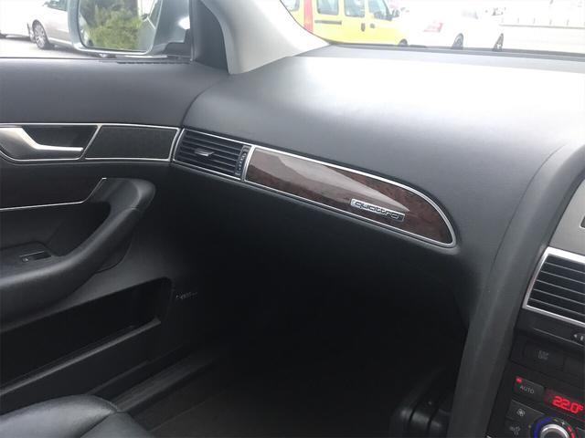 3.2FSI 4WD ナビ バックカメラ 革シート AW HID ETC 5名乗り SUV クルコン スマートキー パワーシート(21枚目)