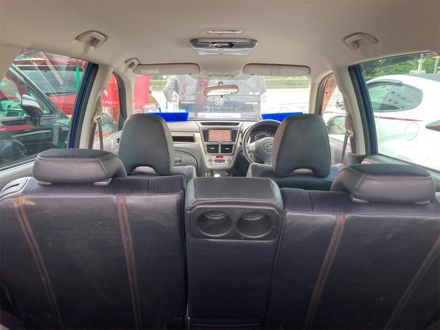 2.0GT 4WD ETC ナビ アルミホイール HID CD 3列シート フルフラット ターボ キーレスエントリー 電動格納ミラー AT 盗難防止システム 衝突安全ボディ ABS ESC エアコン(12枚目)