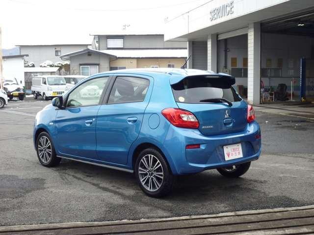 「三菱」「ミラージュ」「コンパクトカー」「岩手県」の中古車5