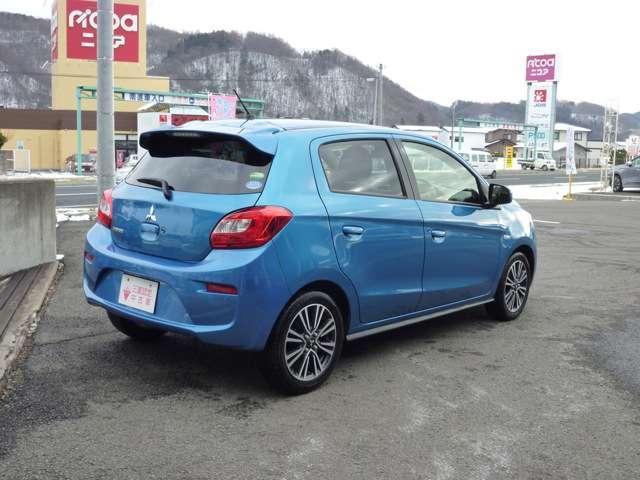 「三菱」「ミラージュ」「コンパクトカー」「岩手県」の中古車7