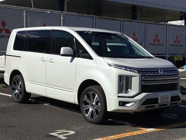「三菱」「デリカD:5」「ミニバン・ワンボックス」「福島県」の中古車3