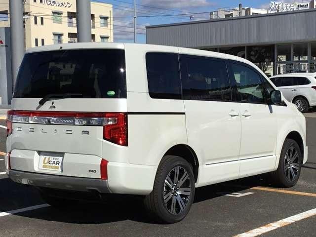 「三菱」「デリカD:5」「ミニバン・ワンボックス」「福島県」の中古車5