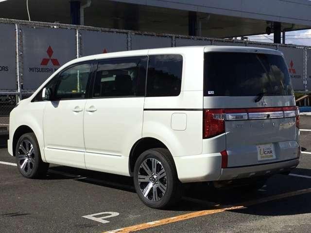 「三菱」「デリカD:5」「ミニバン・ワンボックス」「福島県」の中古車7