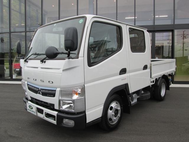 Wキャブ全低床 衝突軽減安全ブレーキ・車両安定制御装置(ESP)・車線逸脱警報装置・Bluetooth対応オーディオ・ETC(2枚目)