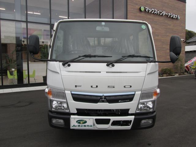 Wキャブ全低床 衝突軽減安全ブレーキ・車両安定制御装置(ESP)・車線逸脱警報装置・Bluetooth対応オーディオ・ETC(3枚目)