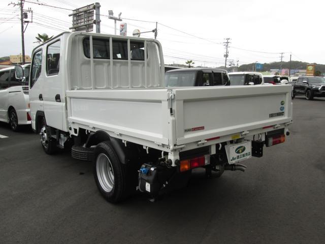 Wキャブ全低床 衝突軽減安全ブレーキ・車両安定制御装置(ESP)・車線逸脱警報装置・Bluetooth対応オーディオ・ETC(7枚目)