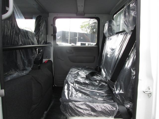 Wキャブ全低床 衝突軽減安全ブレーキ・車両安定制御装置(ESP)・車線逸脱警報装置・Bluetooth対応オーディオ・ETC(18枚目)