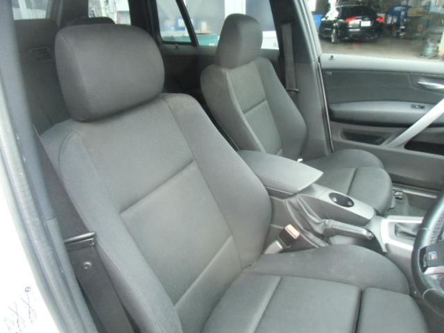 BMW BMW X3 2.5si Mスポーツパッケージ オートマ 4WD