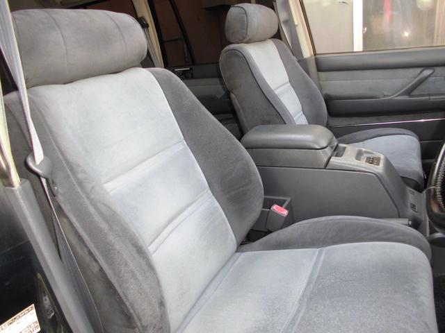 トヨタ ランドクルーザー80 VXリミテッド AT 4WD 1ナンバー 5人乗り仕様