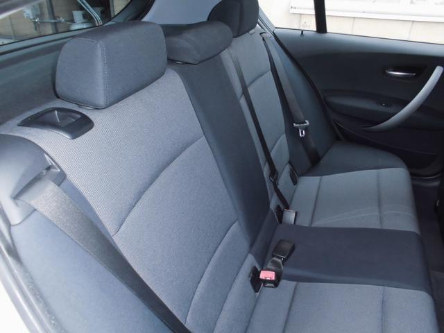 BMW BMW 118i  純正16AW 純正キセノン 社外HDDナビ