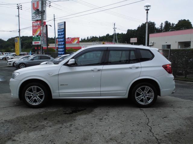 「BMW」「BMW X3」「SUV・クロカン」「青森県」の中古車4