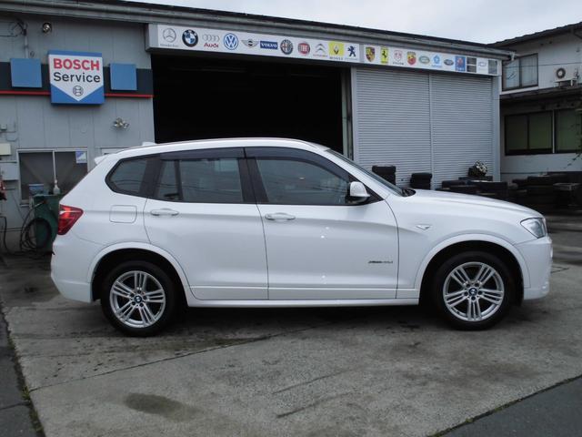 「BMW」「BMW X3」「SUV・クロカン」「青森県」の中古車8