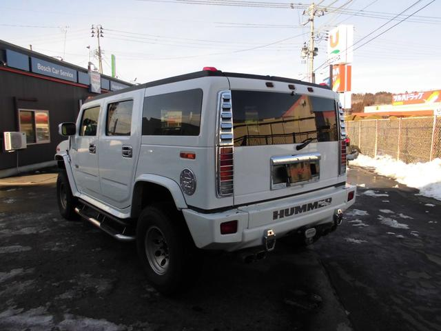「ハマー」「ハマー H2」「SUV・クロカン」「青森県」の中古車5
