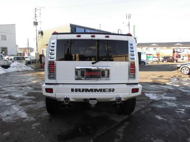「ハマー」「ハマー H2」「SUV・クロカン」「青森県」の中古車6