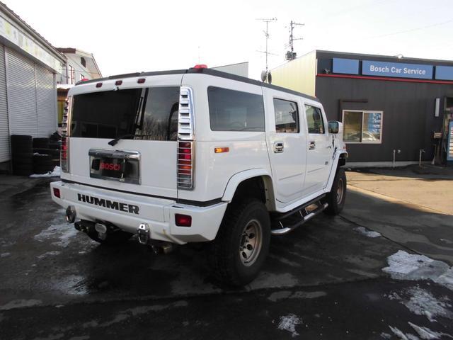「ハマー」「ハマー H2」「SUV・クロカン」「青森県」の中古車7