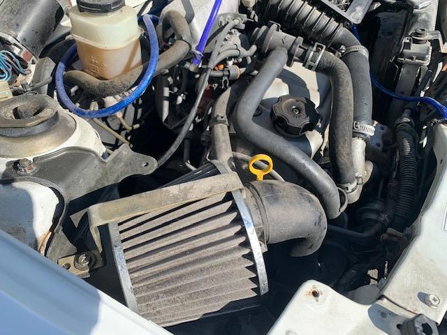 スズキスポーツリミテッド 5MT ローダウン 社外14AW APEXマフラー BLITZブーストメーター(13枚目)
