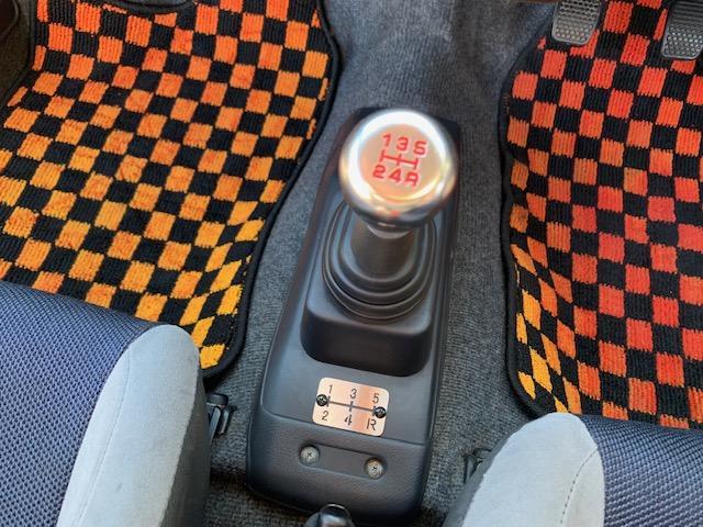 スズキスポーツリミテッド 5MT ローダウン 社外14AW APEXマフラー BLITZブーストメーター(22枚目)