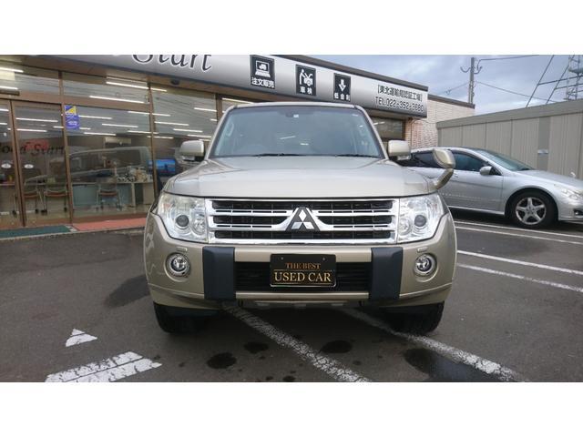 「三菱」「パジェロ」「SUV・クロカン」「宮城県」の中古車5