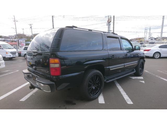 「シボレー」「シボレー サバーバン」「SUV・クロカン」「宮城県」の中古車8