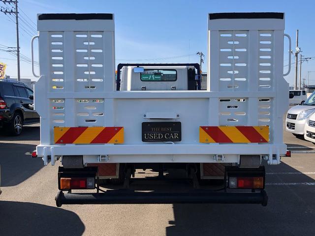積載車 フルフラット ウインチ リモコン付 ETC(9枚目)