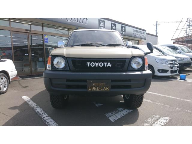 TX フルタイム4WD ナローボディ ツートン全塗装GSスタイル(4枚目)