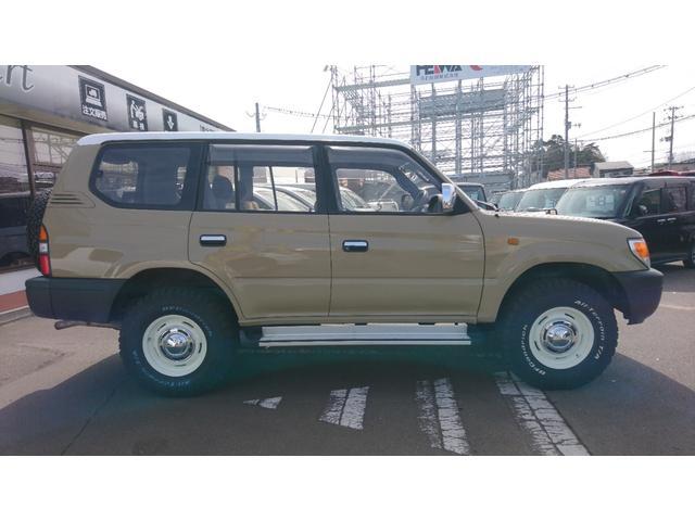 TX フルタイム4WD ナローボディ ツートン全塗装GSスタイル(6枚目)