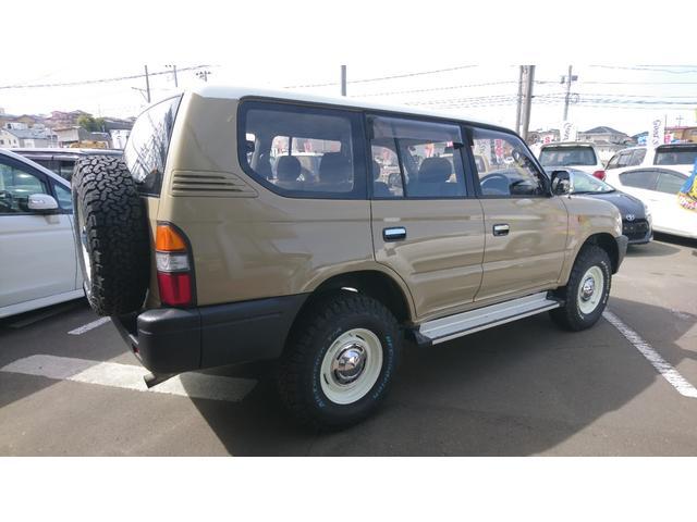 TX フルタイム4WD ナローボディ ツートン全塗装GSスタイル(7枚目)