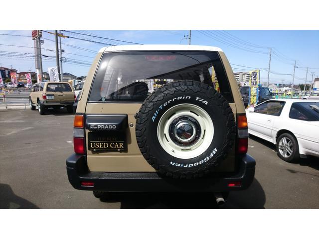 TX フルタイム4WD ナローボディ ツートン全塗装GSスタイル(8枚目)
