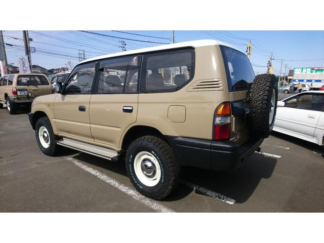TX フルタイム4WD ナローボディ ツートン全塗装GSスタイル(9枚目)